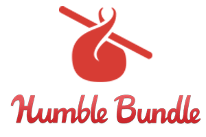 Logo of Humble Bundle
