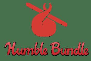 Logo of Humble Bundle