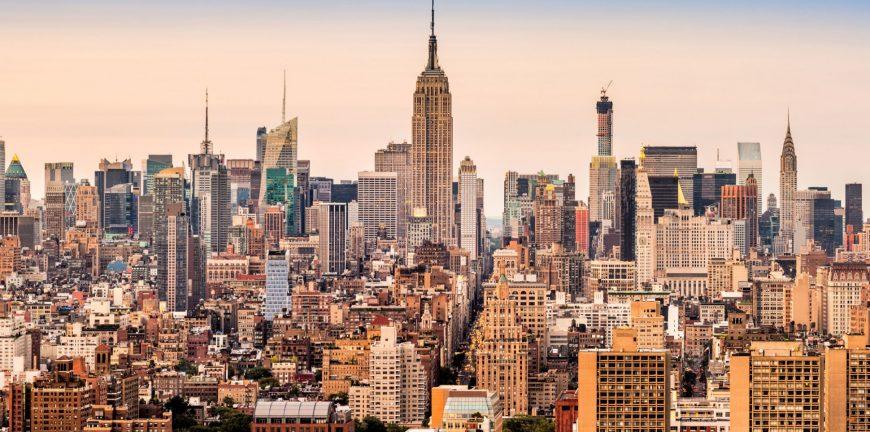 New York City Skylne