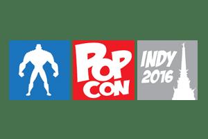 Indie PopCon Logo