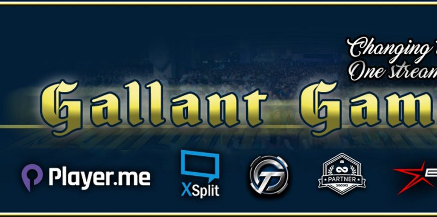 gallantgamers streaming logo